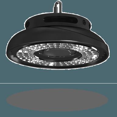 LED šviestuvas su judesio davikliu Gamma